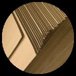 CARDBOARD-CIRCLE